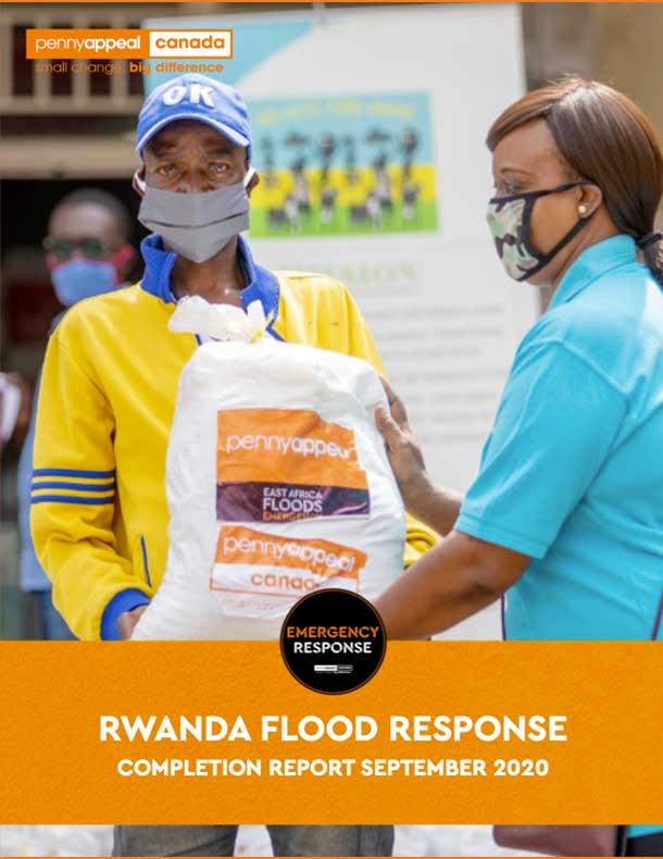 Rwanda Flood Response Completion Report September 2020
